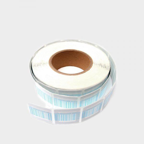 Etiqueta adhesiva 5x5 1